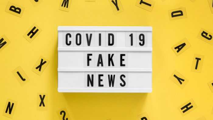 COVID-19 | False pandemic news has killed more than 800 people