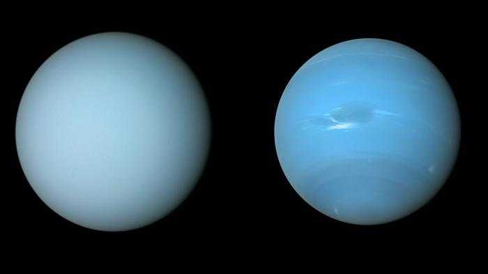 Scientists create model to study the mysterious interior of Uranus and Neptune
